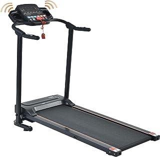 CENTURFIT Caminadora Eléctrica Motor 1.25 HP Gimnasio Gym Cardio Cinta Correr Gym Casa 10 km/h Cinta Correr Electrica Cami...