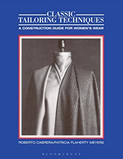 Classic Tailoring Techniques (F.I.T. Collection)