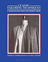 Best classic tailoring techniques roberto cabrera Reviews