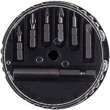 KIPPEN 1064 - Juego de puntas magnéticas para destornilladores y taladros