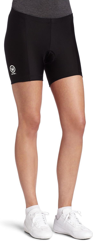 Canari Cyclewear Women's Micro Short Padded Cycling Short