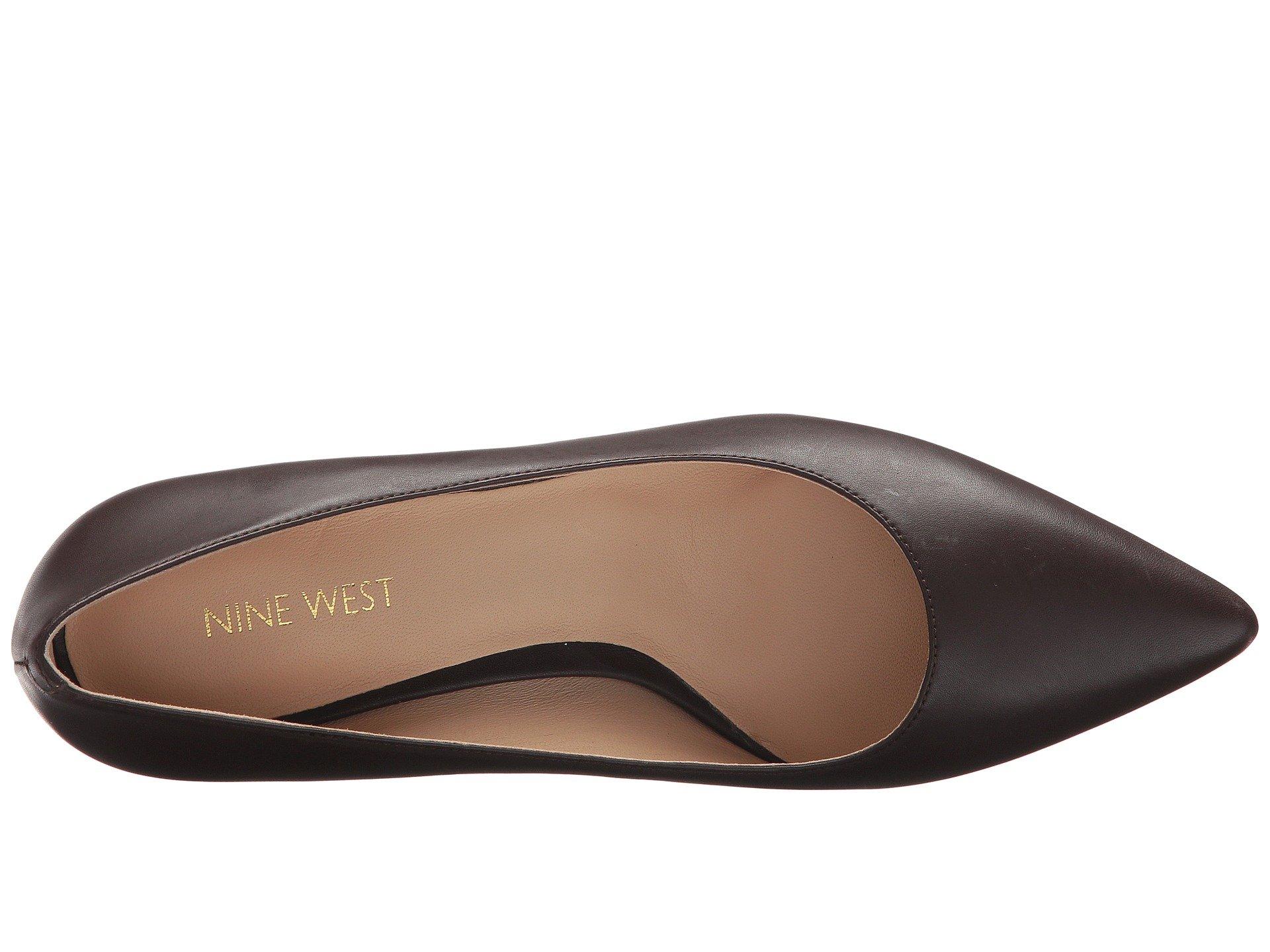 Brown Nine Soho9x9 Leather West Dark fqzZPxUFw