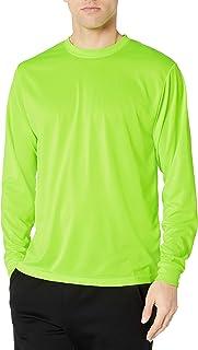 Augusta Sportswear Men's Sports Apparel Wicking Long Sleeve t-Shirt