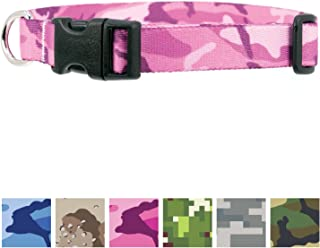 Best camo and pink dog collar Reviews