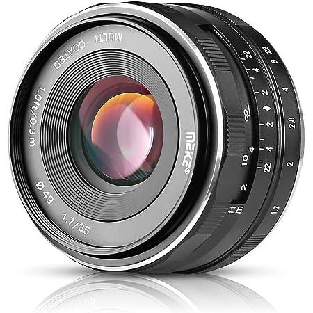 Meike Optics Lens 35 mm F1.7 Canon EF M Electronics & Photo Camera ...