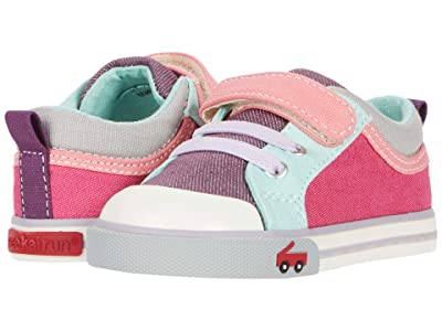 See Kai Run Kids Kristin (Toddler/Little Kid) (Purple/Berry) Girls Shoes
