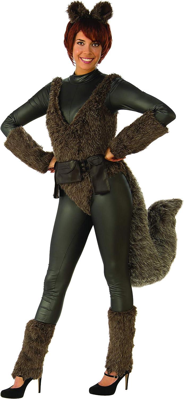 calidad garantizada Charades mujer Premium Squirrel Girl Fancy Dress Costume Costume Costume Large  precio al por mayor