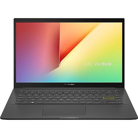 "ASUS VivoBook 14 K413JA-EB573T - Ordenador portátil 14"" FullHD (Intel Core i5-1035G1, 16GB RAM, 512GB SSD, UHD Graphics, Windows 10 Home) Negro Indie - Teclado QWERTY español"