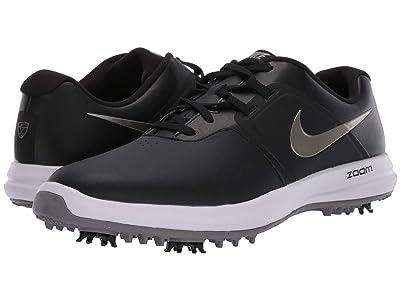 Nike Golf Air Zoom Victory (Black/Metallic Pewter/Gunsmoke/Vast Grey) Men