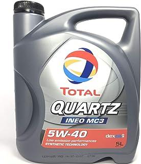 Total Quartz Ineo MC3   5W 40   5 Liter