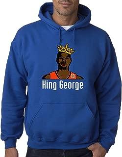 The Silo Blue Oklahoma City George King George Hooded Sweatshirt