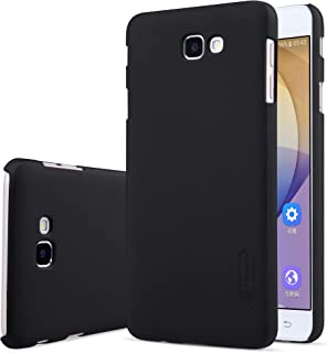 Samsung Galaxy J5 Prime Nillkin Super Frosted Shield Back Case [Black Color]
