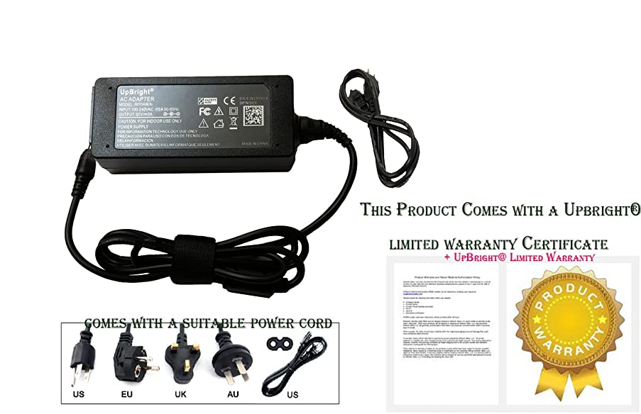 UpBright NEW AC / DC Adapter For anoma AEC-6624 Exercise Bike Power Supply Cord Cable PS Charger Input: 100 - 240 VAC Worldwide Use Mains PSU