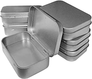 Best tin storage containers with lids Reviews