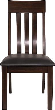 Signature Design by Ashley Haddigan Dining Room Chair, Dark Brown