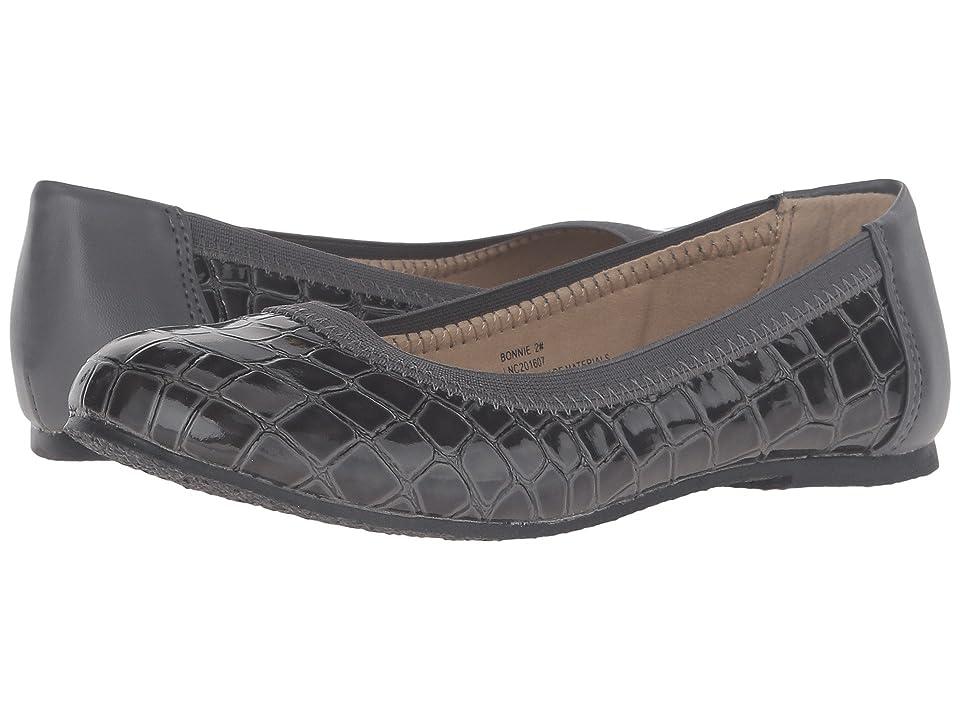 W6YZ Bonnie (Little Kid/Big Kid) (Gray) Girls Shoes
