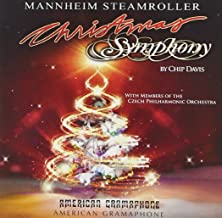 MANNHEIM STEAMROLLER CHRISTMAS SYMPHONY