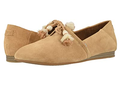 TOMS Kelli (Honey Suede) Women