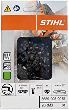 Stihl 26RM3-81 Oilomatic Rapid Micro 3 Saw Chain, 20