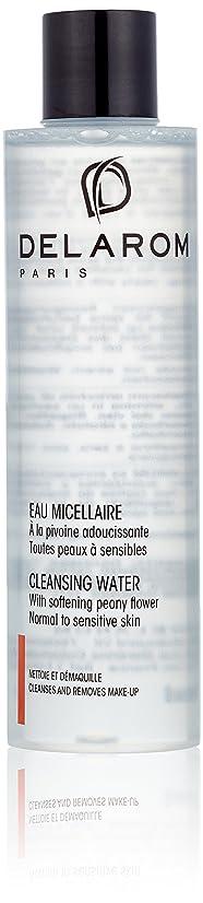 フォアマンやむを得ないオークDELAROM Cleansing Water - For Normal to Sensitive Skin 200ml/6.7oz並行輸入品