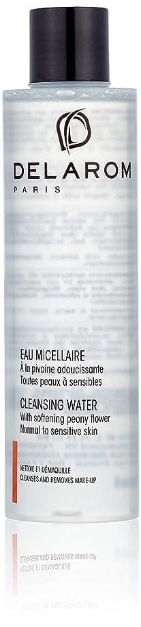 声を出して扱うラビリンスDELAROM Cleansing Water - For Normal to Sensitive Skin 200ml/6.7oz並行輸入品