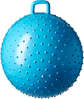 36 knobby bouncy ball with handle
