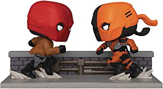 Funko San Diego Comic-Con 2020 Pop! Comic Moment DC: Red Hood vs. Deathstroke Vinyl Figure, Multicolor