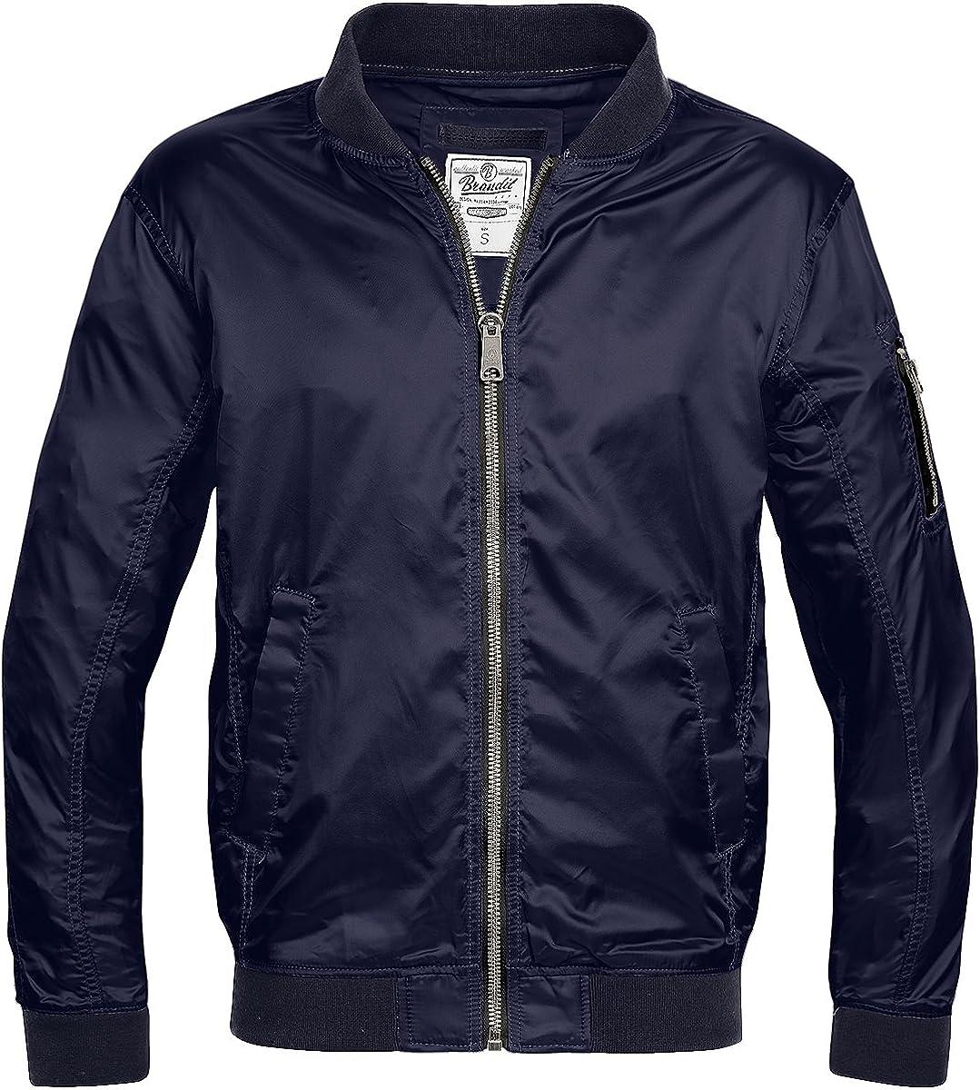 Brandit Men's Portland Navy Excellent Jacket 5 ☆ popular