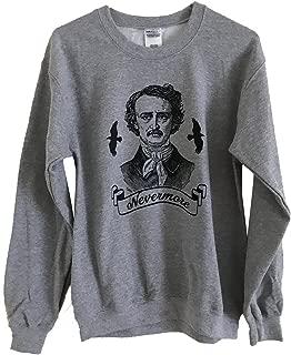 Unisex Edgar Allan Poe Sweatshirt