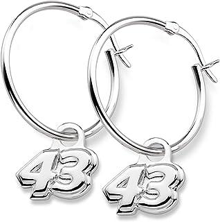 WinCraft Kyle Busch #18 Earrings J Hook Earrings