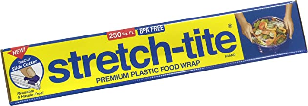 Best stretch tite plastic wrap costco Reviews