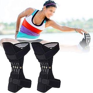 GBHJJ Bärbar knäskydd booster, knäskydd booster kraft lyft stöd knäskydd kraftfull återstuds vårkraft för sport vandring k...