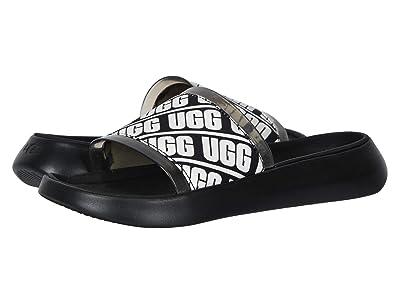 UGG Ruette Slide (Black) Women