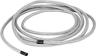 HPS Silicone Hoses 60 psi Maxium Pressure, 1//8 ID 1//8 ID HPS HTSVH3-CLEARx10 Clear 10 Length High Temperature Silicone Vacuum Tubing Hose