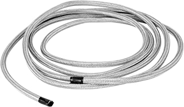 stainless steel braided exhaust hose