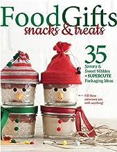 Food Gifts - Snacks & Treats: 35 Savory & Sweet Nibbles + Supercute Packaging Ideas