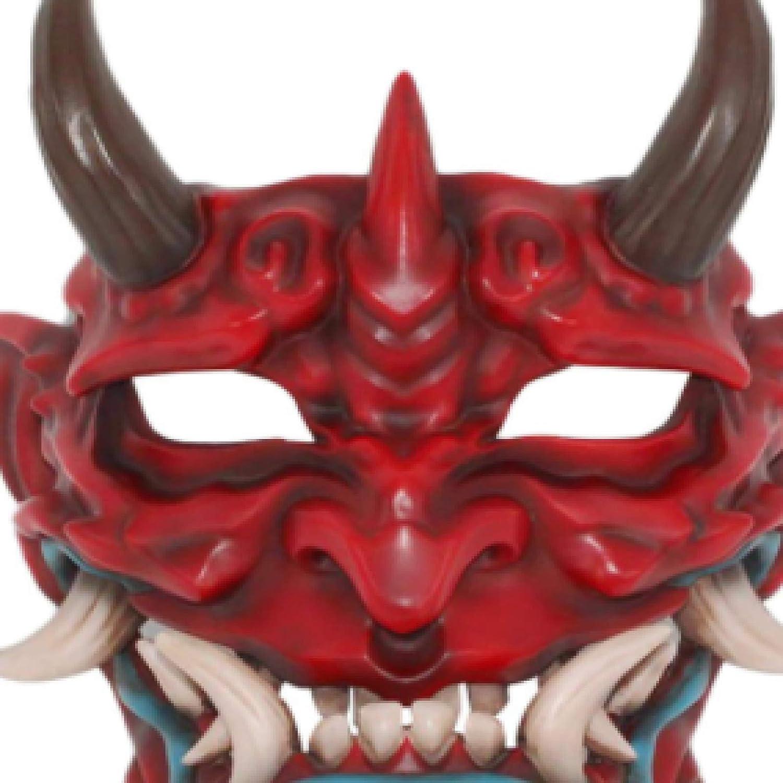 masker halloween Rave masker accessoires franje Halloween Kleding Collectie Muur Opknoping Masker B B