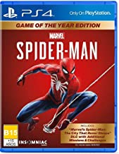 Marvel's Spider-Man: Game of The Year Edition -...