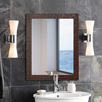 Painting Mantra Classy The Rose Fresco Home Décor Wall Mirror