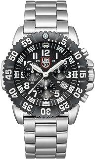 Luminox - Reloj Cronógrafo para Hombre de Cuarzo con Correa en Acero Inoxidable XS.3182.L