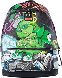 Sprayground Money Gummy Bear Stacks Urban School Book Bag Backpack Unisex