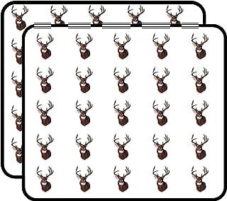 Deer Buck Hunting Sticker for Scrapbooking, Calendars, Arts, Kids DIY Crafts, Album, Bullet Journals 50 Pack