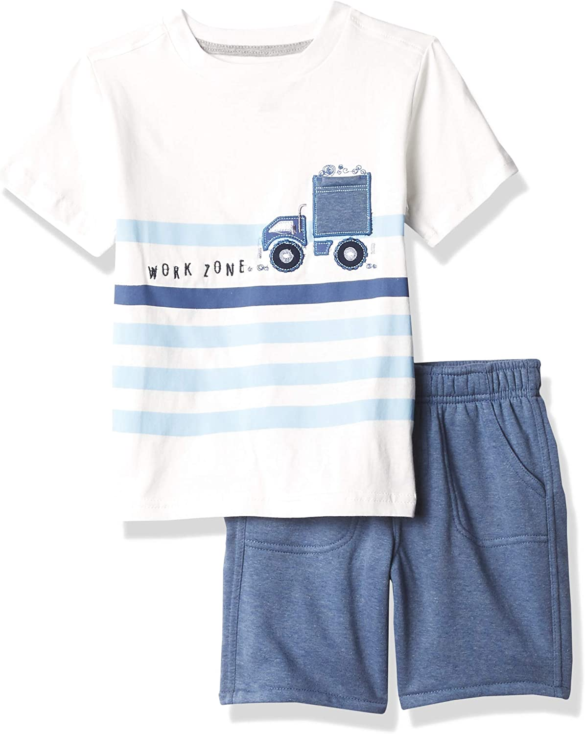 Kids Headquarters boys 2 Pieces Shorts Free Shipping New Set Cheap mail order sales