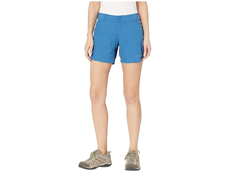 Columbia Coral Pointtm II Short (Impulse Blue) Women