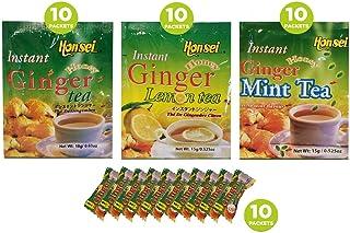 Jcs Ginger Tea Instant
