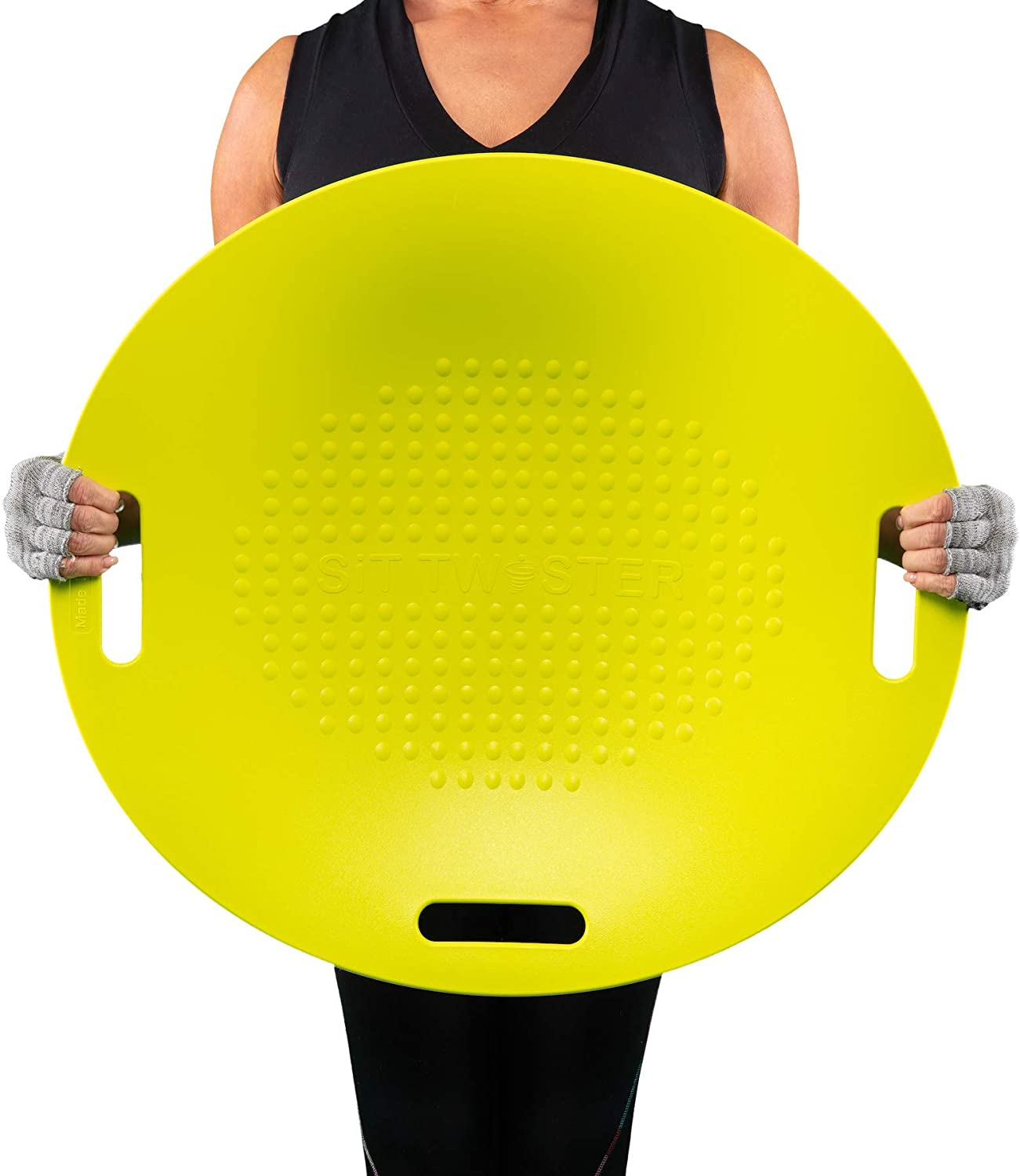 SIT TWISTER Exercise Twist Year-end annual account Sales results No. 1 Disc Strength Improve Posture - Core