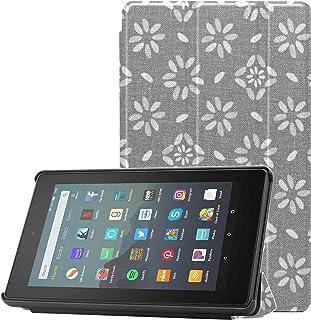 Etui ochronne Fire 7 tablet ziarno ryżu geometryczna figurka etui na tablety ogień 7 cali do tabletów Fire 7 (9. generacj...