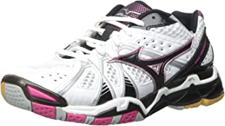 Mizuno Women's Wave Tornado 9 WOMS WH-PK Volleyball Shoe