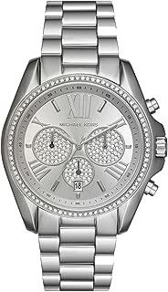 Women's Bradshaw Stainless Steel Watch MK6537