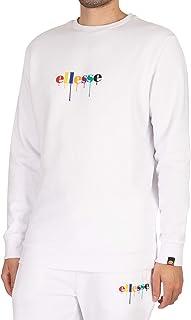 ellesse Men's Todravi Sweatshirt, White